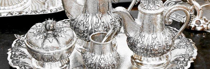 Porcello Estate Buyers Silver Dealer Silverware