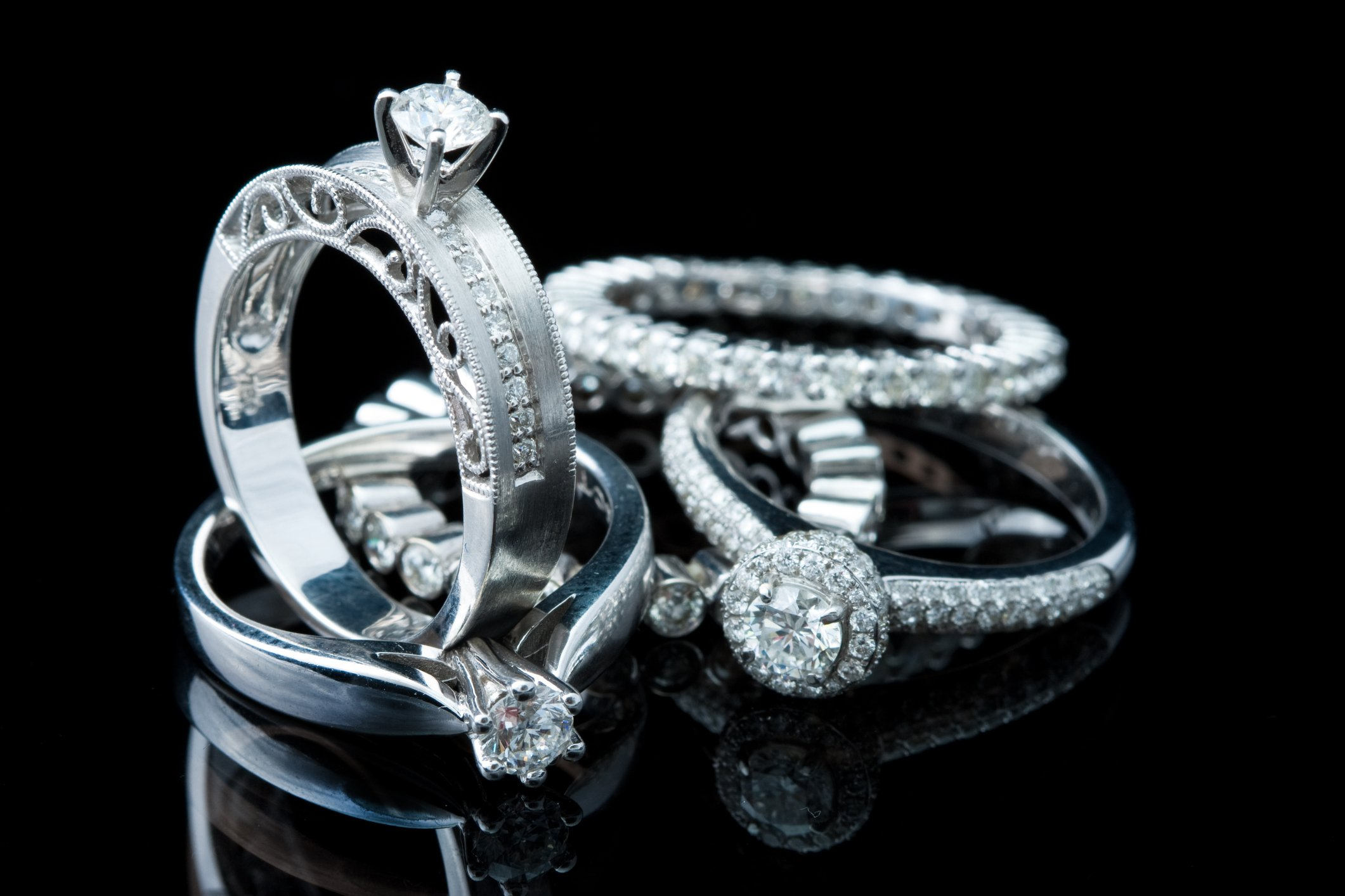 Porcello Estate Buyers Diamonds